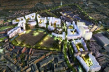 Grangegorman SDZ Planning Scheme for a new DIT and HSE Campus